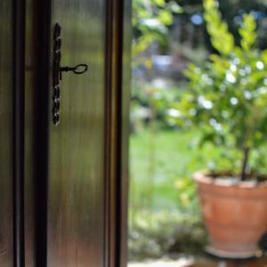 intérieur extérieur villa hélianthe- photo tête en Leyre