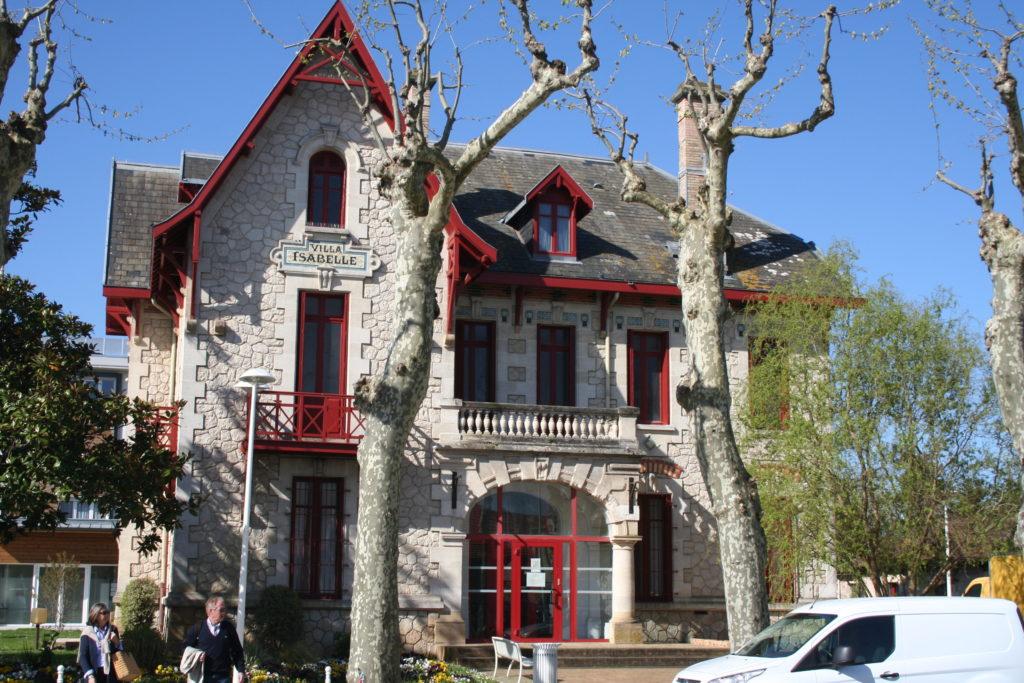 Villa Isabelle, Audenge