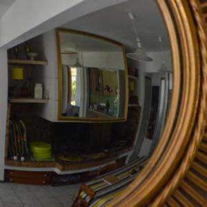 villa hélianthe, cheminée- photo tête en Leyre